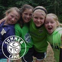 Seattle CYO Summer Camping