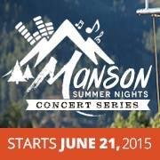 Manson Summer Nights Concert Series
