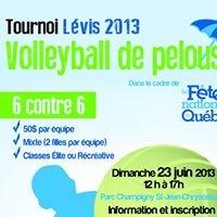 Tournoi de volleyball de pelouse Lévis 2013