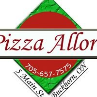 Pizza Alloro