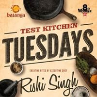 Test Kitchen Tuesdays at Batanga