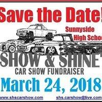 Sunnyside HS Car Show Fundraiser