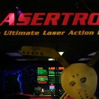 Lasertron at Golf and Games Memphis