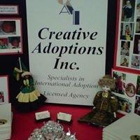 Creative Adoptions, Inc.