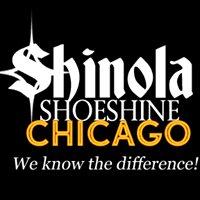 Shinola Shoeshine & Tradeshow Attractions - Chicago
