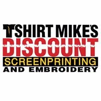 TShirt Mike's Discount Screenprinting
