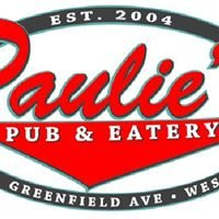 Paulie's Pub and Eatery