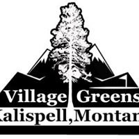 Village Greens Golf Course, Kalispell MT