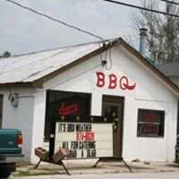 Lonnie Ray's BBQ, Harrisburg, Missouri