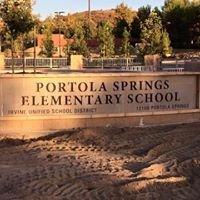 Portola Springs Elementary PTA