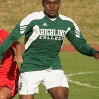 Highline College Men's Soccer