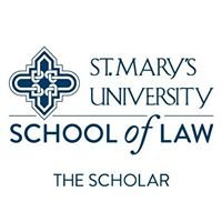 The Scholar: St. Mary's Law Review on Race & Social Justice