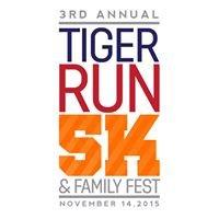 Tiger Run 5K & Family Fest