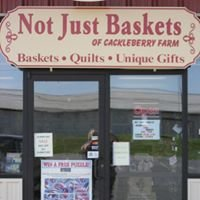 Not Just Baskets of Cackleberry Farm
