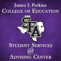 SFA College of Education Advising Center