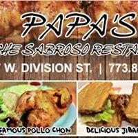 Papas Cache Sabroso (Pollo Chon)