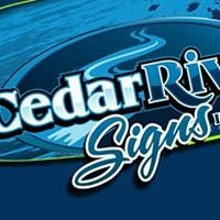 Cedar River Signs, Inc.