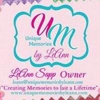 Unique Memories by LeAnn