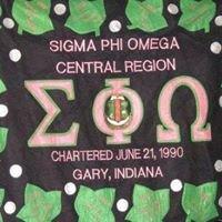 Sigma Phi Omega Chapter of Alpha Kappa Alpha Sorority, Inc