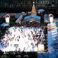 Winter Village At Bryant Park Ice Rink