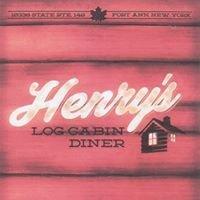 Henry's Log Cabin Diner