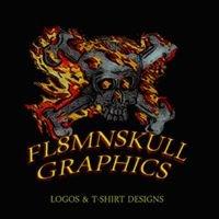Fl8mnskull Graphics