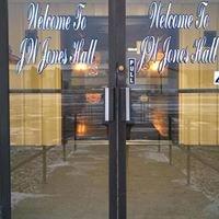 JW Jones Hall