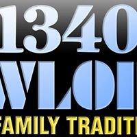 1340 WLOK AM