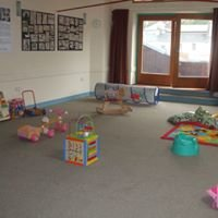 Tiny explorers baby & young toddler group