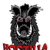 Hogzilla BBQ Wagon