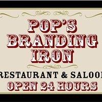 Pop's Branding Iron