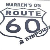 Warren's on Route 60 Barber Shop