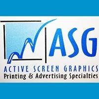 Active Screen Graphics