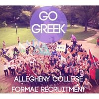 Allegheny College Panhellenic Council