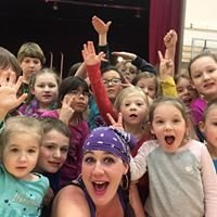 Zumba For Kids With Nicole