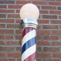 """Lennartz """"Olde Time"""" Barber Shop"""