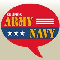 Billings Army Navy