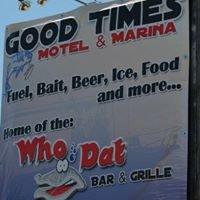 Good Times Motel and Marina