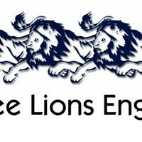 Three Lions English