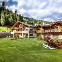 Alpine Mountain Chalet