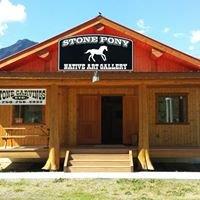 Stone Pony Native Art Gallery