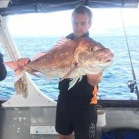 Venturer Fishing Charters Kawhia  - surfandturf
