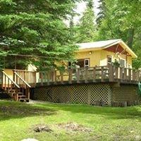 Blue Moose Cabin