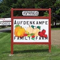 Aufdenkampe Family Farm