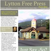 Lytton Free Press