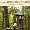 2013 NSCA Virginia State Championship at Primland Resort