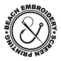 Beach Embroidery & Screen Printing