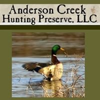 Anderson Creek Hunting Preserve