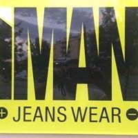 IMAN jeans