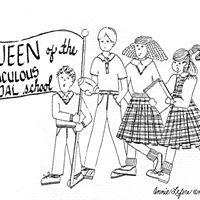 Queen of the Miraculous Medal School